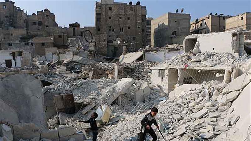 Bombet by i Syria